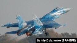 Su-24, arxiv foto