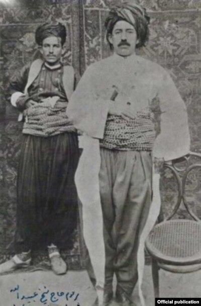 شیخ عبیدالله نهری