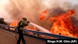 Vatrogasci u borbi protiv požara