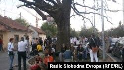 Šetači, 28. septembar 2012. foto: Maja Bjelajac