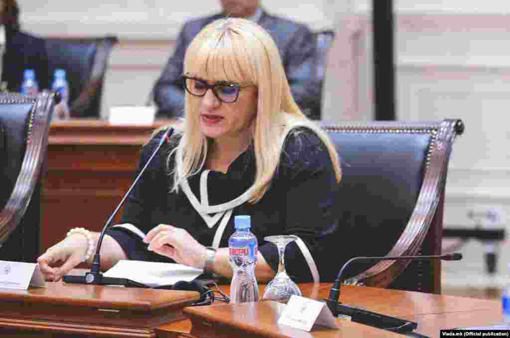 МАКЕДОНИЈА - Министерката за правда Рената Дескоска изјави дека не е постигнат напредок во разговорите меѓу власта и опозицијата за новиот закон за јавното обвинителство.