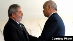 Президент Каримов бразилиялик ҳамкасби билан ўтган йили учрашган эди.