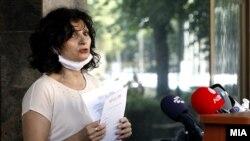 Билјана Ивановска, претседателка на ДКСК