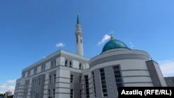 Мечеть в Казани (Татарстан)