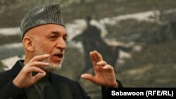 Afganistanski predsjednik Hamid Karzai