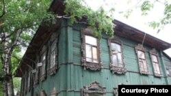 Дом в Татарской слободе, Томск