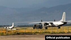 Росія використовує в Киргизстані як свою авіабазу Кант – військовий аеродром у Чуйській області за 20 кілометрів на схід від Бішкека
