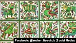 Головною особливістю косівської кераміки є образне оформлення орнаменту