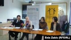 Predstavnici NGO sektora daju ocjenu o prvoj godini rada Vlade, Zagreb, 6. ožujka 2013.
