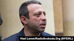 Лидер партии «Украинское объединение патриотов — УКРОП» Геннадий Корбан.