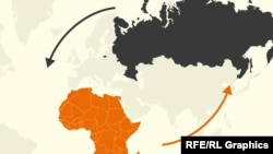 INFOGRAPHIC: Africa: Russia's New Military Ally?
