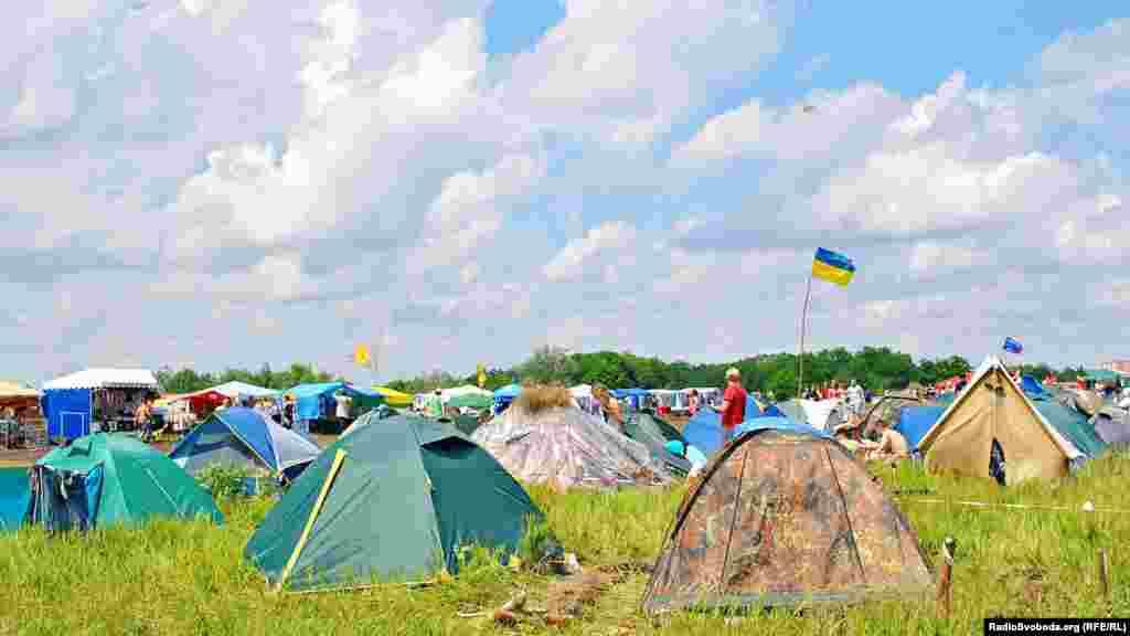 Фестиваль «Трипільське коло», 2012 рік