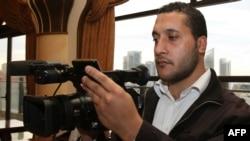Сирия-Ливан шекарасында қаза тапқан ливандық журналист Әли Шаабан.