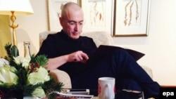 """Михаил Ходорковский в гостинице """"Адлон"""" в Берлине"""