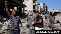 A truce has been called for Syria's Idlib Province, site of what has been called a humanitarian disaster.