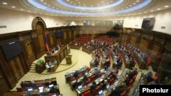 Վարչապետի ընտրության հարցը Ազգային ժողովը քննարկելու է մայիսի 1-ին