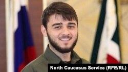 Хамзат Кадыров. Сүрөт качан тартылганы белгисиз.