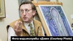 Алесь Пушкін, фота мэдыяслужбы «Дзея»