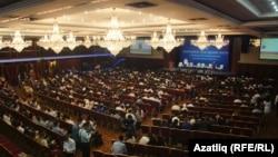 Дөнья татар яшьләре форумы утырышы