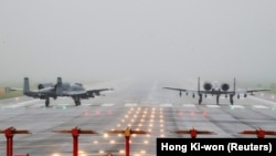 پایگاه هوایی ایالات متحده در کره جنوبی