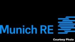 Логотип немецкой страховой компании Munich Re
