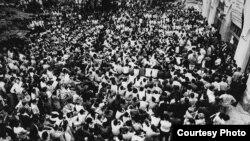 Studentski protesti u Beogradu 1968.