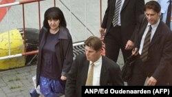 Svetske agencije poslednji su put fotografisale Mirjanu Marković 2001, foto napravljen prilikom posete Slobodanu Miloševiću u haškom zatvoru