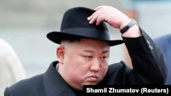 Как в России встречали Ким Чен Ына ФОТОГАЛЕРЕЯ