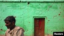 Shtëpi në Kashmir, e sulmuar nga trupat pakistaneze