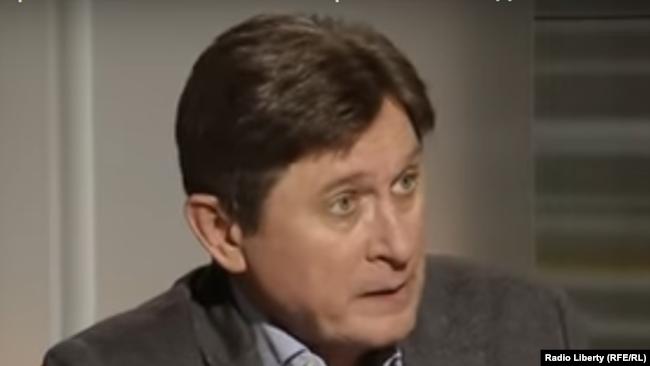Володимир Фесенко, політолог