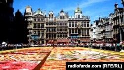 Cvjetni tepih u Briselu
