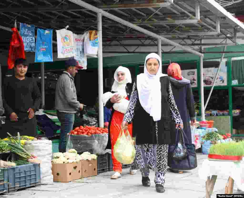 Shohmansur market