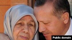 Рәҗәп Таййип Эрдоган әнисе Тәнзилә ханым белән