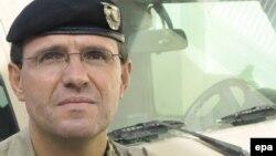 Полковник Георг Кляйн, отдавший приказ о нанесении воздушных ударов в афганской провинции Кундуз в 2009 году.