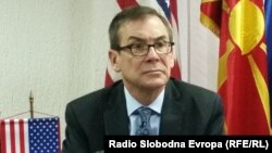 Американскиот амбасадор во Македонија, Џес Бејли