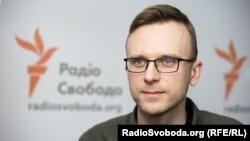 Андрей Дихтяренко, журналист Радіо Свобода