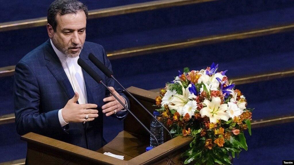 عراقچی: ایران برای جنگ با تروریسم در سوریه است، نه نبرد علیه اسرائیل