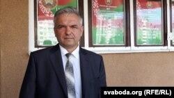Віктар Русак, кандыдат у дэпутаты па выбарчай акрузе № 50 у Горадні