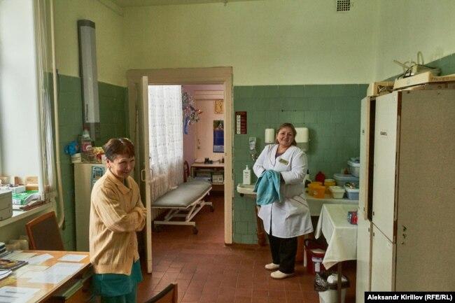 Шимская больница – одна из подлежащих оптимизации