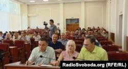Сесія міської ради Бахмута Донецької області