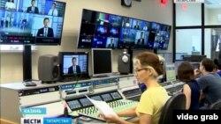 Русия дәүләт тере-радио кампаниясенең Татарстан бүлегендә дебатларны тапшыру
