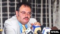 XİN-in Mətbuat və İnformasiya Siyasəti İdarəsinin rəhbəri Tahir Tağızadə, 21 iyun 2006