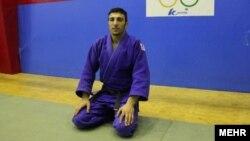محمد محمدی بریمانلو، ورزشکار ۷۳ کیلوی رشته جودو