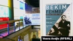"""Beograd: """"Bekim Fehmiu - bogatstvo izgubljeno u tišini"""""""