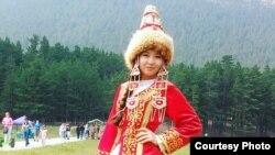 Дария Субханкулова, этническая казашка, живущая в Оренбурге.
