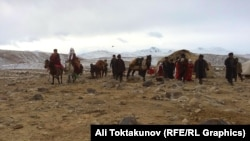 Памирские кыргызы – потомки кыргызов, переселившихся в Афганистан в период с 1575-го по 1930 год и оставшихся там жить. 28 ноября 2014 года (иллюстративное фото)