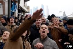 25 ноябрь куни Туркиянинг Россиядаги элчихонаси олдида