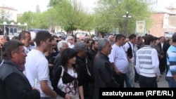 Armenia -- Armenian National Congress (HAK) rally, Masis, 16Apr2012