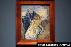 Van Gogh, La Pietà (Muzeul Vatican)