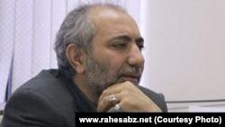 اردشیر امیر ارجمند، مشاور حقوقی میرحسین موسوی